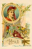 The assassination of John the Fearless, Duke of Burgundy, 1419