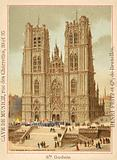 Cathedral of St Michael and St Gudula, Brussels