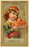 Oranges from India
