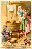 Laundrywoman, 1789