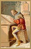 Jacquemin Gringonneur, French painter
