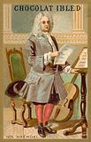 George Frideric Handel, German-born British composer