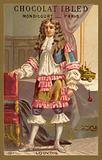 Francois Michel Le Tellier, Marquis de Louvois, French statesman