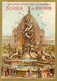The Fountain, Exposition Universelle 1889, Paris