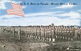 USA Boys on Parade, Minute Men of Today
