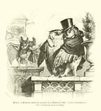 Madame la Duchesse chante un nocturne avec Monsieur le Duc, et dans ces moments la, elle n'entend …