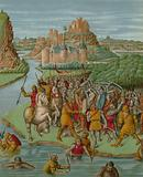Battle of Jonathan against Baccide