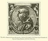 Portrait of Jerome Savonarola