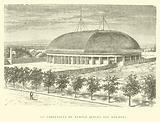 Le Tabernacle ou Temple Actuel des Mormons