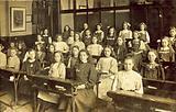 Classroom of girls