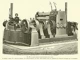 Grande Machine Dynamo-Electrique De M Edison