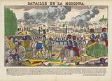 Bataille De La Moscowa
