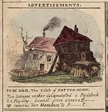 Advertisement for Rotten Borough
