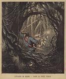 Redon's escape – in the jungle