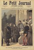 Queen Victoria in France