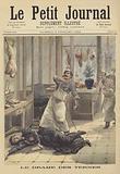 Murder in the Avenue des Ternes, Paris