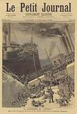 The sinking of HMS Victoria