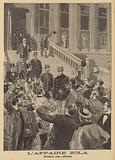 The libel trial of Emile Zola
