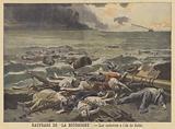 The sinking of La Bourgogne