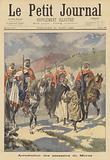 Arrest of the killers of the Marquis de Mores in Algeria