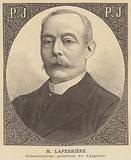 Edouard Laferriere, Governor General of Algeria