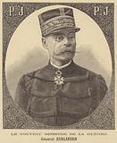 General Zurlinden, new French Minister of War