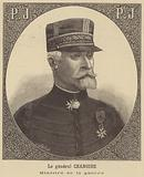 General Chanoine, French Minister of War