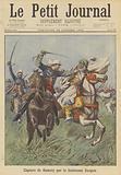 Capture of Samory Toure by Lieutenant Jacquin