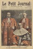 The investigating judges of the French Court of Cassation