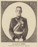 Grand Duke Michael, new Tsarevich of Russia