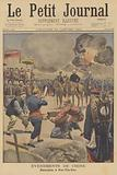 The Boxer Rebellion: an execution at Baoding