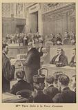 The trial of Vera Gelo