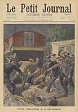 A manhunt