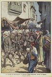 La rivincita di Kut-el-Amara, le vittoriose truppe britanniche entrano in Bagdad