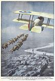 Le applicazioni impensate dell'aviazione, il servizio viveri per le vie dell'aria, in Mesopotamia