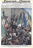 Il ritorno della Delegazione italiana