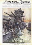 Dopo l'affondamento della flotta tedesca a Scapa Flow