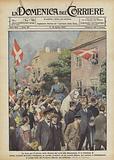 Le feste per il ritorno dallo Slesvig del nord alla Danimarca