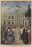 La consacrazione della Madonna di Loreto a patrona degli aviatori