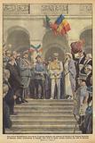 Una cordiale manifestazione italo-romena