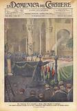 Per l'apoteosi del 4 novembre a Roma