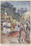 Per onorare il Principe di Galles in India