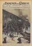 Uno strano assalto a un treno