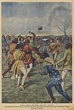 Il gioco italiano che nacque prima del foot-ball