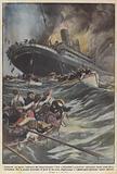 I drammi del mare, l'incendio del transatlantico City of Honolulu, a trecento chilometri dalla …