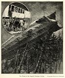 The Wreck of the Zeppelin Passenger Airship