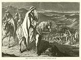 Esau and his Family Departing, Genesis, xxxvi, 6