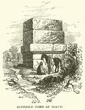Supposed Tomb of Hiram