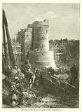 Repairing the Walls of Jerusalem, Nehemiah, III
