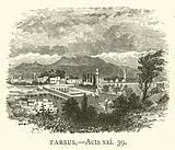 Tarsus, Acts, xxi, 39